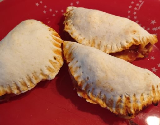 Empanadas au poulet