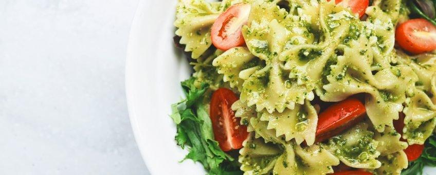 Salade de pâtes au Pesto WW (9sp)